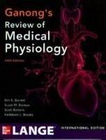 McGraw-Hill Education Ganong's Review of Medical Physiology - Barrett, K.E., Barma... cena od 872 Kč