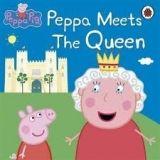 Ladybird Books PEPPA PIG: PEPPA MEETS THE QUEEN cena od 110 Kč