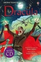 Usborne Publishing USBORNE YOUNG READING LEVEL 3: DRACULA + CD - DICKINS, R. cena od 179 Kč