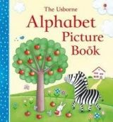 XXL obrazek Usborne Publishing ALPHABET PICTURE BOOK - BONNET, R.