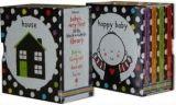 Usborne Publishing BABY´S VERY FIRST BLACK AND WHITE LITTLE LIBRARY - BAGGOTT, ... cena od 189 Kč