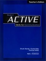 Heinle ELT part of Cengage Lea ACTIVE SKILLS FOR COMMUNICATION 2 TEACHER´S BOOK - SANDY, Ch... cena od 467 Kč