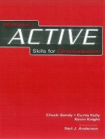 XXL obrazek Heinle ELT part of Cengage Lea ACTIVE SKILLS FOR COMMUNICATION 1 WORKBOOK - SANDY, Ch., KNI...