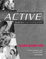 Heinle ELT part of Cengage Lea ACTIVE SKILLS FOR COMMUNICATION 1 CLASS AUDIO CDs /2/ - SAND... cena od 678 Kč