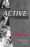 Heinle ELT part of Cengage Lea ACTIVE SKILLS FOR COMMUNICATION 2 CLASS AUDIO CDs /2/ - SAND... cena od 703 Kč