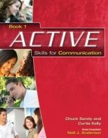 Heinle ELT part of Cengage Lea ACTIVE SKILLS FOR COMMUNICATION 1 STUDENT´S BOOK + STUDENT A... cena od 347 Kč