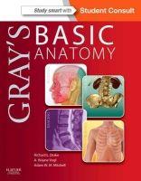 Elsevier Books Gray's Basic Anatomy - Drake, R., Vogl, A.W., Mitchell, A.W.... cena od 1564 Kč