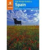 Dorling Kindersley ROUGH GUIDE TO SPAIN - BASKETT, S., WARD, G. cena od 517 Kč