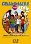 CLE international GRAMMAIRE POINT ADO A1 + CD - LIONS, OLIVIER, M., L. cena od 340 Kč