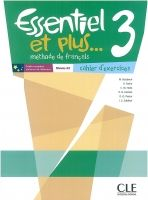 CLE international ESSENTIEL ET PLUS 3 A2 Cahier d´exercices cena od 211 Kč