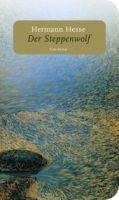 Suhrkamp Verlag STEPPENWOLF - HESSE, H. cena od 235 Kč