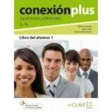 enClave ELE CONEXION PLUS 1 (B1-B2) + AUDIO - GARRIDO, G., LLANO, J., NA... cena od 526 Kč