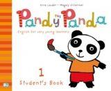 ELI s.r.l. PANDY THE PANDA PUPIL´S BOOK 1 cena od 179 Kč