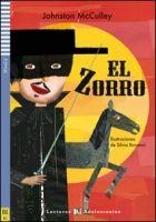 Johnston McCulley: El Zorro cena od 192 Kč