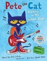 TBS PAT THE CAT: ROCKING IN MY SCHOOL SHOES - LITWIN, E., DEAN, ... cena od 347 Kč