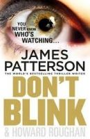 XXL obrazek Random House UK DON´T BLINK - PATTERSON, J.