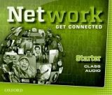 OUP ELT NETWORK STARTER CLASS AUDIO CDs /3/ - HUTCHINSON, T., SHERMA... cena od 658 Kč