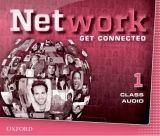 OUP ELT NETWORK 1 CLASS AUDIO CDs /3/ - HUTCHINSON, T., SHERMAN, K. cena od 626 Kč