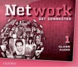 OUP ELT NETWORK 1 CLASS AUDIO CDs /3/ - HUTCHINSON, T., SHERMAN, K. cena od 658 Kč