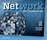 OUP ELT NETWORK 2 CLASS AUDIO CDs /3/ - HUTCHINSON, T., SHERMAN, K. cena od 626 Kč