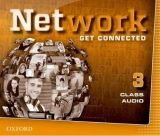 OUP ELT NETWORK 3 CLASS AUDIO CDs /3/ - HUTCHINSON, T., SHERMAN, K. cena od 626 Kč
