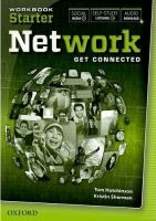 OUP ELT NETWORK STARTER WORKBOOK WITH LISTENING - HUTCHINSON, T., SH... cena od 275 Kč