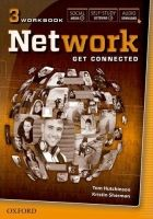 OUP ELT NETWORK 3 WORKBOOK WITH LISTENING - HUTCHINSON, T., SHERMAN,... cena od 275 Kč
