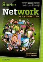 OUP ELT NETWORK STARTER STUDENT´S BOOK WITH ACCESS CARD PACK - HUTCH... cena od 586 Kč