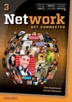 OUP ELT NETWORK 3 STUDENT´S BOOK WITH ACCESS CARD PACK - HUTCHINSON,... cena od 557 Kč