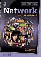 OUP ELT NETWORK 4 STUDENT´S BOOK WITH ACCESS CARD PACK - HUTCHINSON,... cena od 557 Kč