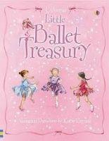 Usborne Publishing USBORNE LITTLE BALLET TREASURY - DAVIDSON, S. cena od 179 Kč