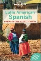 XXL obrazek Lonely Planet LP LATIN AMERICAN SPANISH PHRASEBOOK - MARTIRE, J.