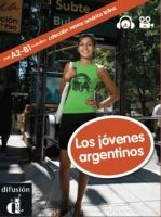 Difusión LOS JOVENES ARGENTINOS + CD - BEMBIMBRE, C. cena od 243 Kč