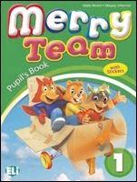 ELI s.r.l. MERRY TEAM Student's Book 1 - MUSIOL, M., VILLARROEL, M. cena od 146 Kč