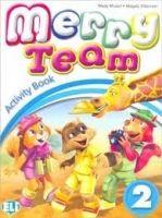 ELI s.r.l. MERRY TEAM Activity Book 2 + audio CD - MUSIOL, M., VILLARRO... cena od 173 Kč