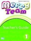 ELI s.r.l. MERRY TEAM Teacher's Guide 1 + class CD - MUSIOL, M., VILLAR... cena od 369 Kč
