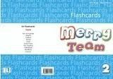 ELI s.r.l. MERRY TEAM Flashcards 2 - MUSIOL, M., VILLARROEL, M. cena od 256 Kč