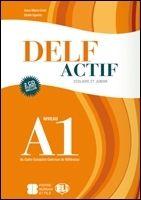 ELI s.r.l. DELF Actif A1 Scolaire et Junior Book + 2 Audio CDs - CRIMI,... cena od 262 Kč