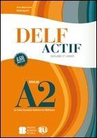 ELI s.r.l. DELF Actif A2 Scolaire et Junior Book + 2 Audio CDs - CRIMI,... cena od 264 Kč