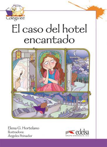 Edelsa Coleccion Colega Lee: El Caso Del Hotel Encantado (Reader Le... cena od 144 Kč