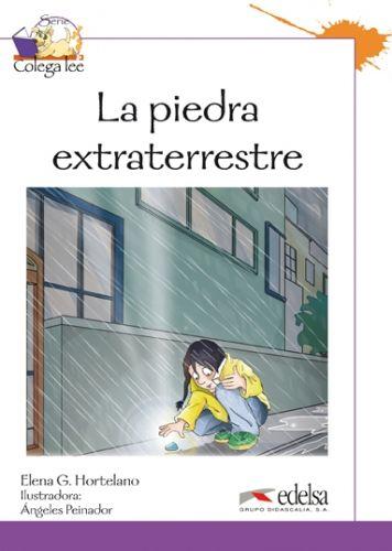 Edelsa Coleccion Colega Lee: LA Piedra Extraterrestre (Reader Level... cena od 144 Kč