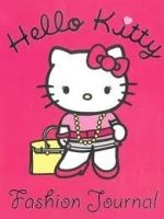 Harper Collins UK HELLO KITTY FASHION JOURNAL cena od 134 Kč