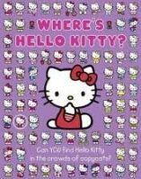 Harper Collins UK WHERE´S HELLO KITTY? cena od 105 Kč