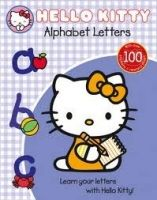 Harper Collins UK LEARN WITH HELLO KITTY: ALPHABET LETTERS cena od 117 Kč