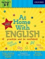 OUP ED AT HOME WITH ENGLISH (Age 5-7) - JACKMAN, J., CONEY, S. cena od 96 Kč