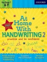 OUP ED AT HOME WITH HANDWRITING 2 (Age 5-7) - ACKLAND, J., RIPLEY, ... cena od 130 Kč