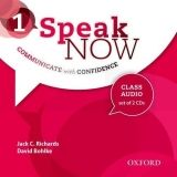 OUP ELT SPEAK NOW 1 CLASS AUDIO CDs /2/ - RICHARDS, J. C., BOHLKE, D... cena od 439 Kč