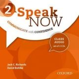 OUP ELT SPEAK NOW 2 CLASS AUDIO CDs /2/ - RICHARDS, J. C., BOHLKE, D... cena od 418 Kč