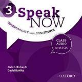 OUP ELT SPEAK NOW 3 CLASS AUDIO CDs /2/ - RICHARDS, J. C., BOHLKE, D... cena od 439 Kč