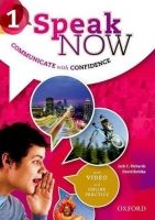 OUP ELT SPEAK NOW 1 STUDENT´S BOOK WITH ONLINE PRACTICE - RICHARDS, ... cena od 354 Kč